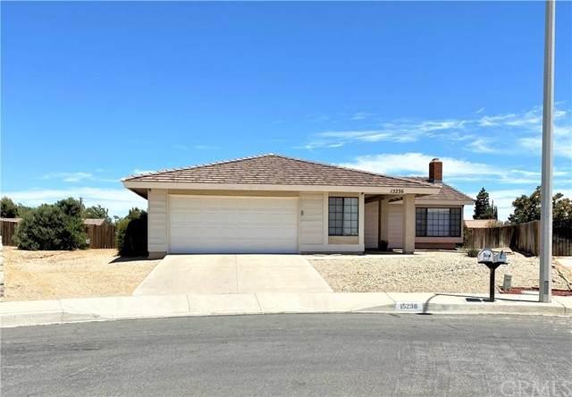 15236 Mesquite Way, Victorville, CA 92394 (#CV21125440) :: Wahba Group Real Estate   Keller Williams Irvine