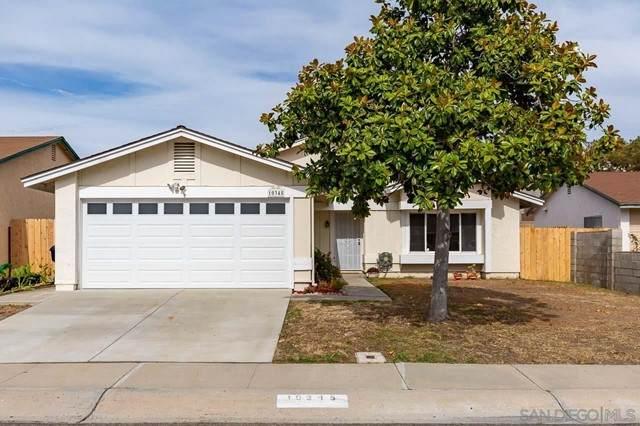 10345 Empress Ave., San Diego, CA 92126 (#210015974) :: Wahba Group Real Estate   Keller Williams Irvine