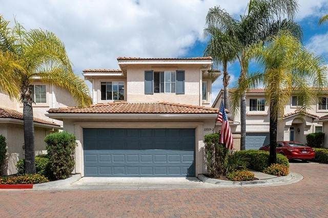 11559 Compass Point Dr N #2, San Diego, CA 92126 (#210015977) :: Wahba Group Real Estate   Keller Williams Irvine