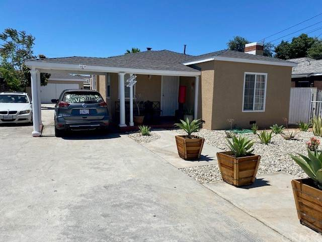 3600 Hill Street, Huntington Park, CA 90255 (#RS21125638) :: Team Tami