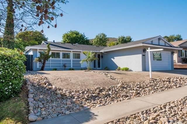 6966 Cowles Mountain Boulevard, San Diego, CA 92119 (#PTP2104053) :: Wahba Group Real Estate | Keller Williams Irvine