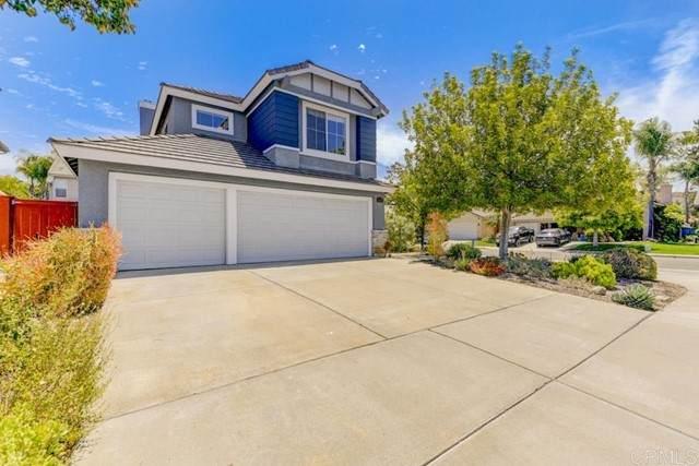 1625 Medinah, San Marcos, CA 92069 (#NDP2106671) :: Wahba Group Real Estate | Keller Williams Irvine