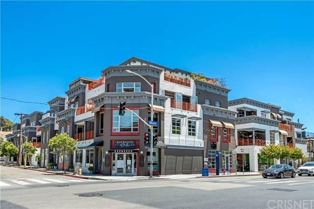 212 Marine Street #306, Santa Monica, CA 90405 (#SR21122013) :: Twiss Realty