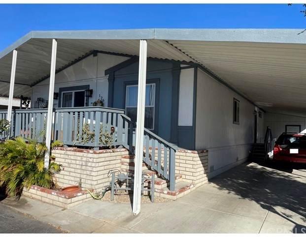 760 W Lomita Boulevard #126, Harbor City, CA 90710 (#SB21125504) :: Berkshire Hathaway HomeServices California Properties