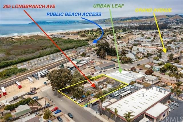 305 Longbranch, Grover Beach, CA 93433 (#NS21125775) :: Wahba Group Real Estate | Keller Williams Irvine