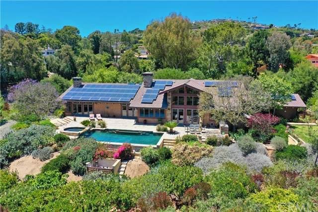 30468 Diamonte Lane, Rancho Palos Verdes, CA 90275 (#PV21124817) :: Compass
