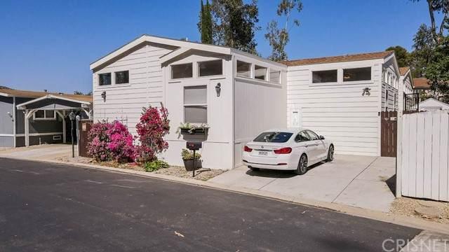 23777 Mulholland Hwy #39, Calabasas, CA 91302 (#SR21086187) :: Zember Realty Group