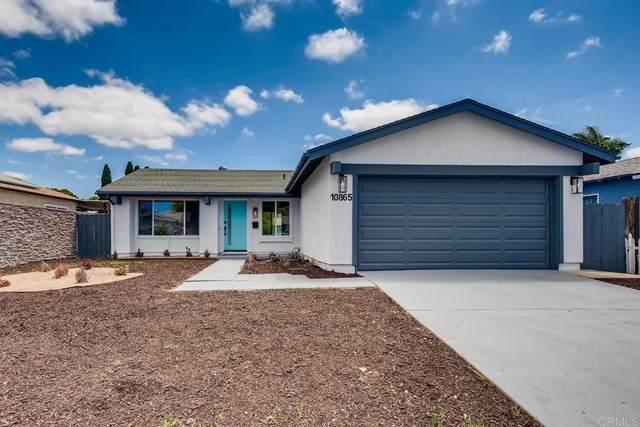 10865 Sandy Hook Road, San Diego, CA 92126 (#NDP2106677) :: Berkshire Hathaway HomeServices California Properties