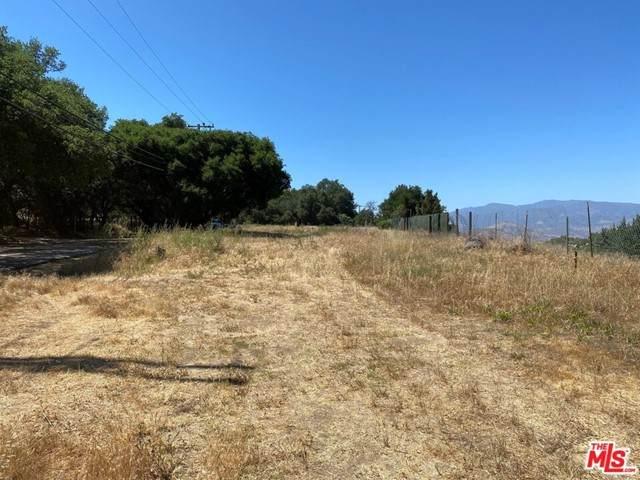 6598 San Marcos Pass Road, Santa Barbara, CA 93105 (#21747486) :: RE/MAX Empire Properties