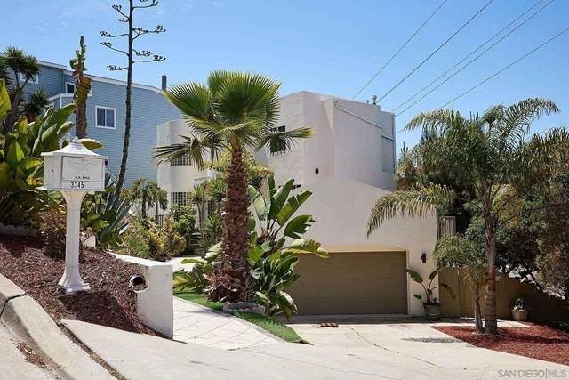3345 Oliphant St, San Diego, CA 92106 (#210016001) :: Powerhouse Real Estate