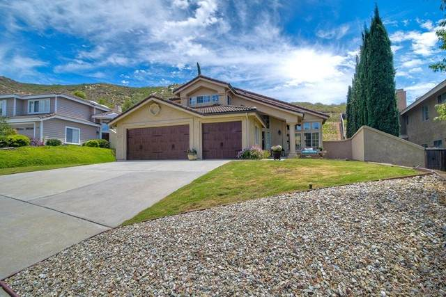 15365 Garden Road, Poway, CA 92064 (#210016000) :: Wahba Group Real Estate | Keller Williams Irvine