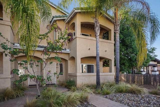 4478 Kansas St, San Diego, CA 92116 (#210016007) :: Wahba Group Real Estate | Keller Williams Irvine