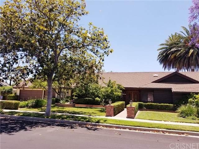 22416 Needles Street, Chatsworth, CA 91311 (#SR21125973) :: The Alvarado Brothers
