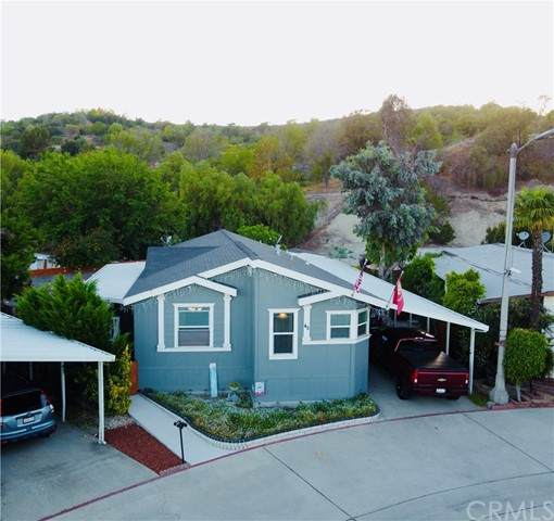 3745 Valley Boulevard #45, Walnut, CA 91789 (#SW21125989) :: Wahba Group Real Estate | Keller Williams Irvine