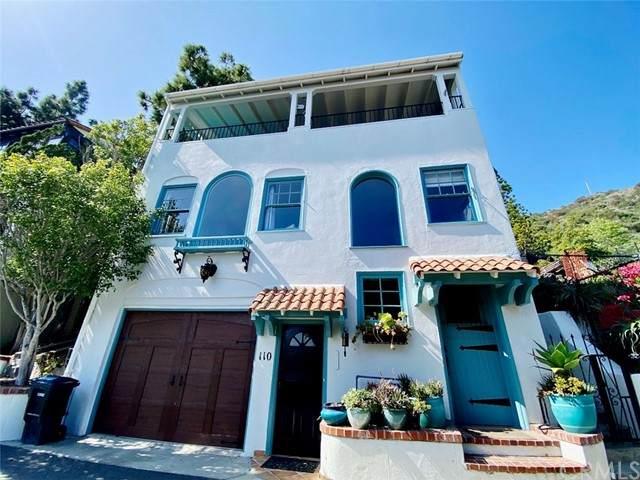 110 Las Lomas Road, Avalon, CA 90704 (#SB21120030) :: Swack Real Estate Group | Keller Williams Realty Central Coast