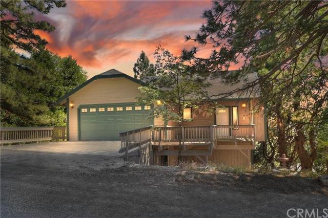 30709 Knoll View Drive, Running Springs, CA 92382 (#EV21126045) :: The Marelly Group | Sentry Residential