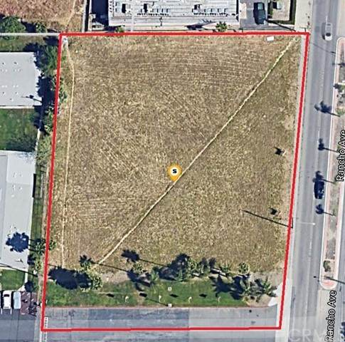 0 N Rancho Avenue, Colton, CA 92324 (#SW21123290) :: Zember Realty Group