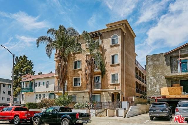 345 S Harvard Boulevard #203, Los Angeles (City), CA 90020 (#21747536) :: Legacy 15 Real Estate Brokers