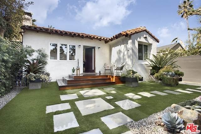 909 N Stanley Avenue, West Hollywood, CA 90046 (#21747012) :: Wahba Group Real Estate   Keller Williams Irvine