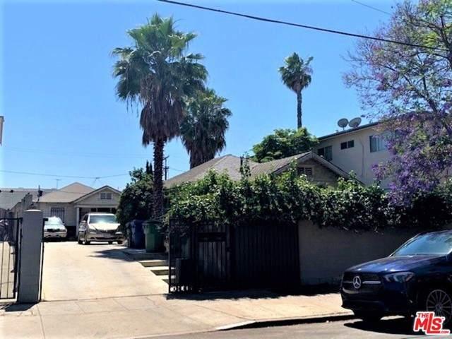 1340 N Kingsley Drive, Los Angeles (City), CA 90027 (#21747360) :: Legacy 15 Real Estate Brokers
