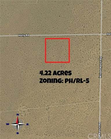 0 Holly Road, Adelanto, CA 92301 (#EV21126175) :: The Marelly Group | Sentry Residential