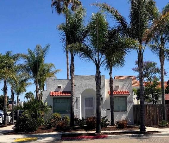 2852 Monroe Ave., San Diego, CA 92116 (#210016036) :: Powerhouse Real Estate