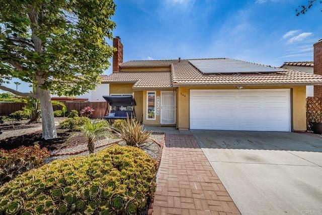 264 Azalea Way, Oceanside, CA 92057 (#NDP2106697) :: A|G Amaya Group Real Estate