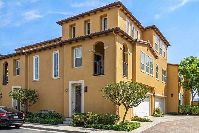 27012 Pebble Beach Drive #37, Valencia, CA 91381 (#SR21126189) :: REMAX Gold Coast