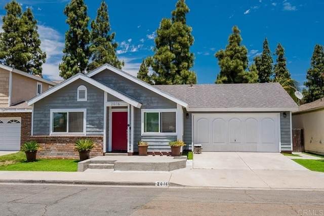 2016 Waterbury, Chula Vista, CA 91913 (#PTP2104068) :: Swack Real Estate Group | Keller Williams Realty Central Coast
