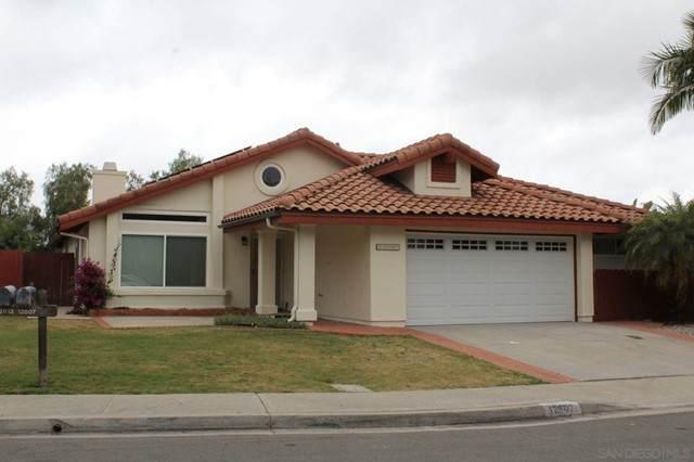 12607 Buckwheat Ct., San Diego, CA 92129 (#210016039) :: Wahba Group Real Estate | Keller Williams Irvine
