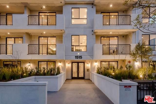 1515 S Holt Street #204, Los Angeles (City), CA 90035 (#21699942) :: Hart Coastal Group