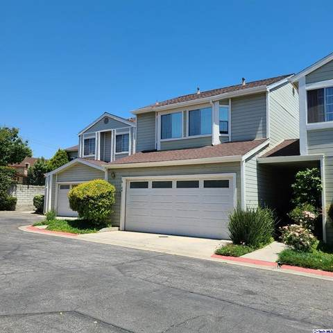 14333 Tyler Street #44, Sylmar, CA 91342 (#320006321) :: The Marelly Group   Sentry Residential