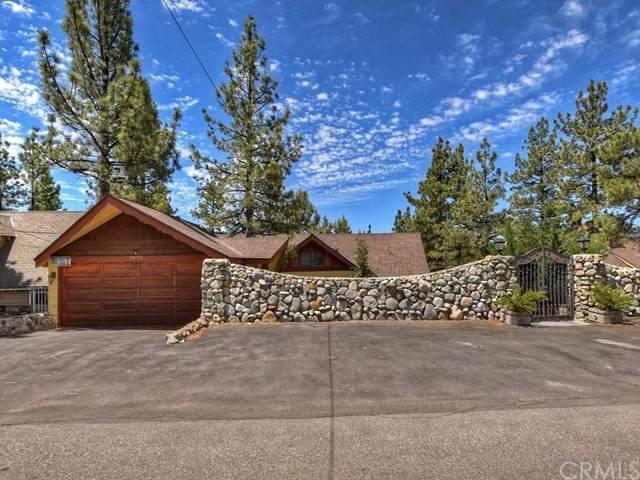 39513 Lake Drive, Big Bear, CA 92315 (#PS21126275) :: Zember Realty Group
