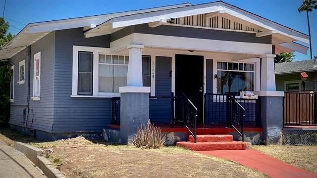 3124 Thorn St, San Diego, CA 92104 (#210016055) :: Berkshire Hathaway HomeServices California Properties