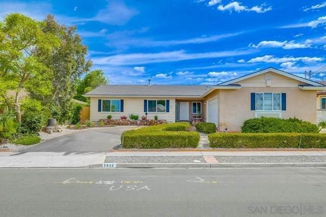 5842 Lancaster Dr, San Diego, CA 92120 (#210016061) :: Wahba Group Real Estate | Keller Williams Irvine