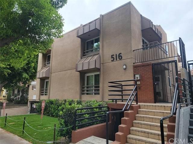 516 Concord Street, Glendale, CA 91203 (#BB21126273) :: Berkshire Hathaway HomeServices California Properties