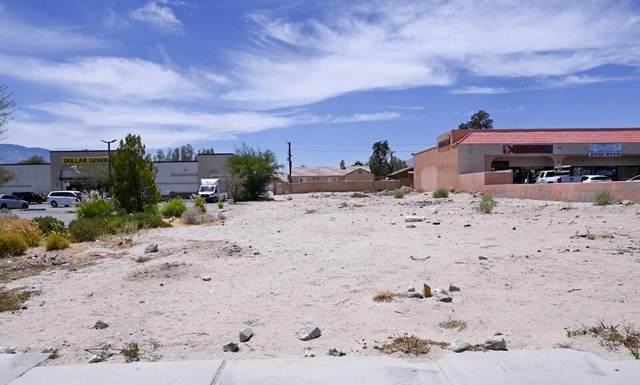 0 Palm Dr, Desert Hot Springs, CA 92240 (#219063377DA) :: The Marelly Group | Sentry Residential