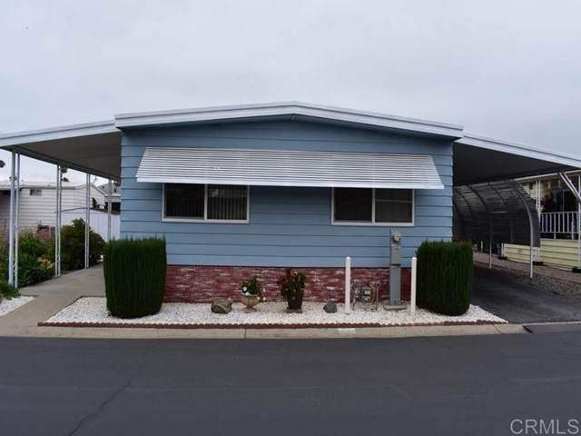 2280 E Valley Parkway #60, Escondido, CA 92027 (#NDP2106708) :: Berkshire Hathaway HomeServices California Properties