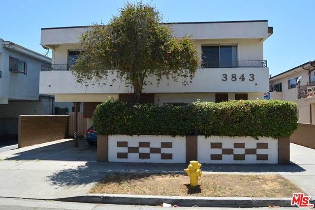 3843 Prospect Avenue, Culver City, CA 90232 (#21746534) :: Wahba Group Real Estate | Keller Williams Irvine