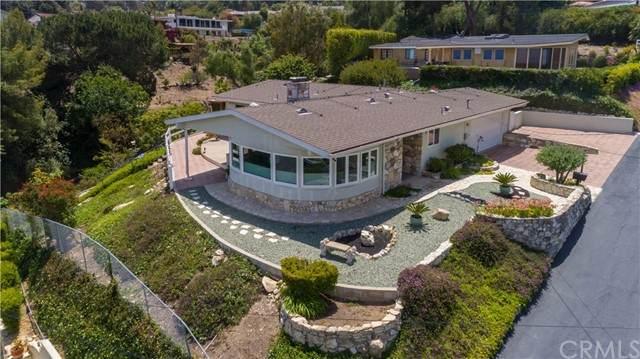 4 Coach Road, Rancho Palos Verdes, CA 90275 (#SB21125240) :: Millman Team