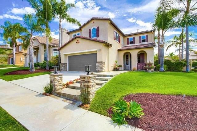 16207 Palomino Mesa Ct, San Diego, CA 92127 (#210016068) :: Wahba Group Real Estate   Keller Williams Irvine
