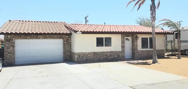 15380 Via, Desert Hot Springs, CA 92240 (#219063368DA) :: The Marelly Group | Sentry Residential