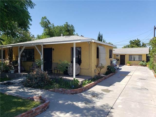 12110 12108 Elliott Avenue, El Monte, CA 91732 (#PW21126248) :: The Marelly Group | Sentry Residential