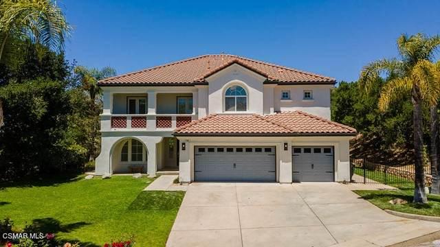 311 Briar Bluff Circle, Thousand Oaks, CA 91360 (#221003163) :: Wahba Group Real Estate | Keller Williams Irvine