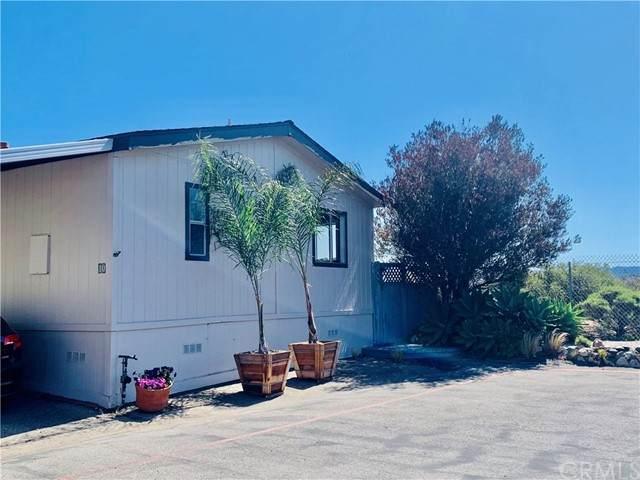 1701 Los Osos Valley Rd #10, Los Osos, CA 93402 (#SC21126318) :: Powerhouse Real Estate