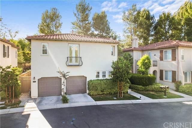 26911 Carmelita Drive, Valencia, CA 91355 (#SR21126239) :: Zen Ziejewski and Team