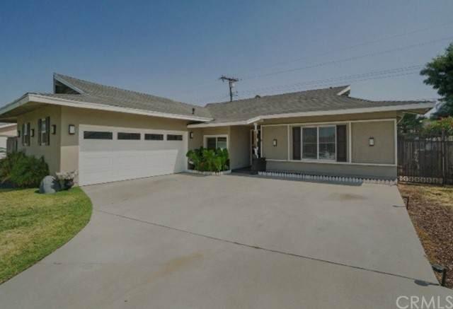 1849 E Granada Court, Ontario, CA 91764 (#CV21126279) :: Wahba Group Real Estate   Keller Williams Irvine