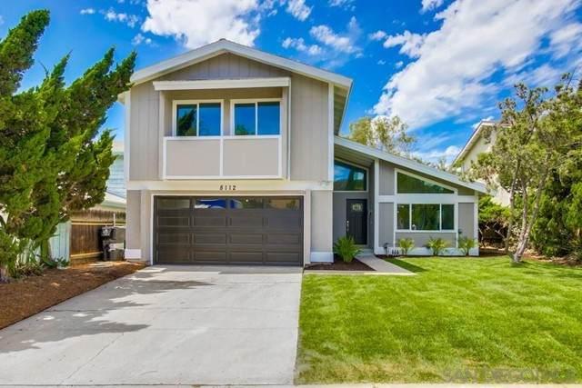 8112 Hillandale Dr, San Diego, CA 92120 (#210016080) :: Wahba Group Real Estate | Keller Williams Irvine