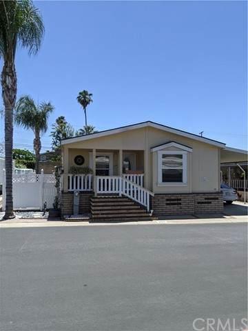 1245 W Cienega Avenue #201, San Dimas, CA 91773 (#CV21125153) :: Zember Realty Group