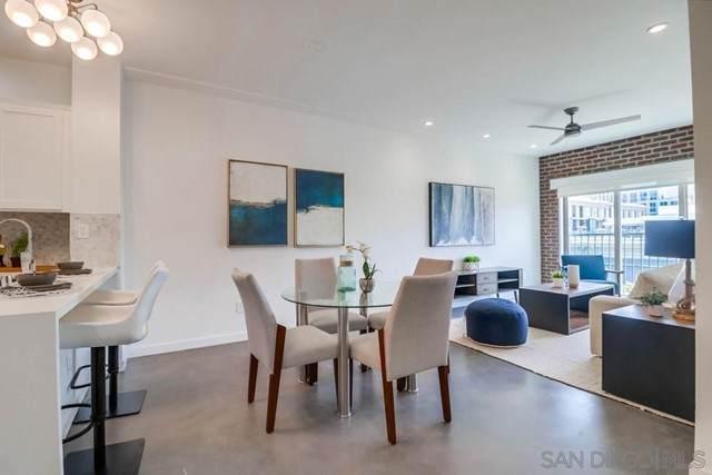 450 J #5151, San Diego, CA 92101 (#210016089) :: Swack Real Estate Group   Keller Williams Realty Central Coast
